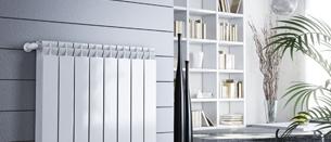 radiatori in alluminio pressofusi